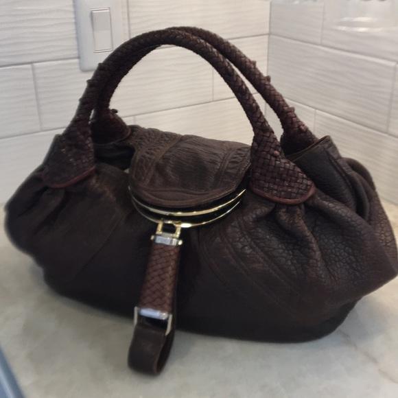 Fendi Large Spy Bag